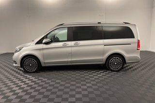 2017 Mercedes-Benz V-Class 447 V250 d 7G-Tronic + Avantgarde Silver 7 speed Automatic Wagon