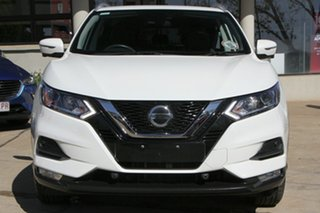 2019 Nissan Qashqai J11 Series 3 MY20 ST-L X-tronic Pearl White 1 Speed Constant Variable Wagon.