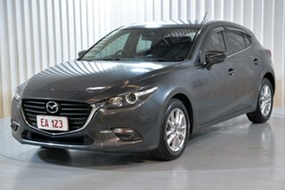 2016 Mazda 3 BM5478 Touring SKYACTIV-Drive Grey 6 Speed Sports Automatic Hatchback.