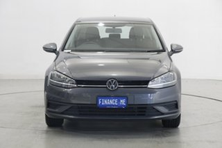 2017 Volkswagen Golf 7.5 MY18 110TSI DSG Grey 7 Speed Sports Automatic Dual Clutch Hatchback.
