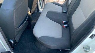 2012 Mitsubishi Triton MN MY12 GL-R (4x4) White 4 Speed Automatic Double Cab Utility