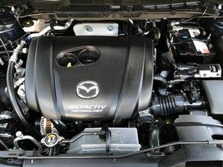 2017 Mazda CX-5 KF2W76 Maxx SKYACTIV-MT FWD Blue 6 Speed Manual Wagon