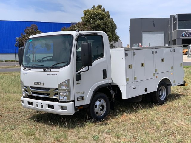 New Isuzu N Series Derrimut, 2021 Isuzu N Series NPR 45/55-155 Servicepack AMT