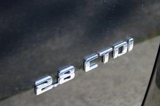 2013 Holden Colorado RG MY13 LT Crew Cab Black 6 Speed Sports Automatic Utility