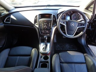 2013 Opel Astra AS Sport Black 6 Speed Sports Automatic Hatchback