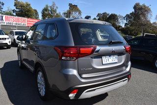 2020 Mitsubishi Outlander ZL MY20 ES 2WD Titanium Grey 6 Speed Constant Variable Wagon.
