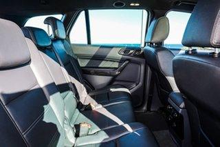 2015 Ford Everest UA Titanium White 6 Speed Sports Automatic SUV