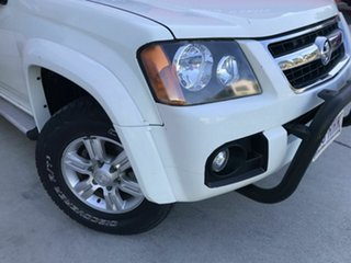 2010 Holden Colorado RC MY11 LT-R Crew Cab White 5 Speed Manual Utility