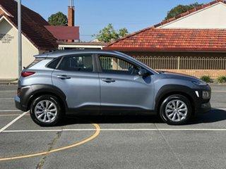 2019 Hyundai Kona OS.3 MY20 Go 2WD Grey 6 Speed Sports Automatic Wagon.