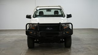 2018 Ford Ranger PX MkIII 2019.00MY XL White 6 Speed Manual Cab Chassis