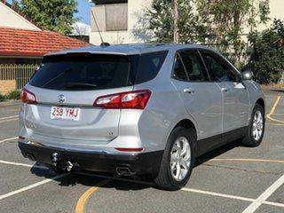 2017 Holden Equinox EQ MY18 LT FWD Silver 9 Speed Sports Automatic Wagon.