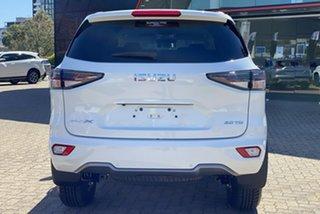 2021 Isuzu MU-X RJ MY21 LS-U (4x4) Mineral White 6 Speed Auto SEQ Sports Mode Wagon.