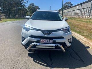2018 Toyota RAV4 ALA49R MY18 Cruiser (4x4) Crystal Pearl 6 Speed Automatic Wagon.