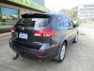 2014 Subaru Tribeca Grey 5 Speed Automatic Sportswagon