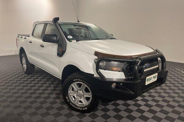 Used Ford Ranger PX MkII XL Acacia Ridge, 2016 Ford Ranger PX MkII XL White 6 speed Automatic Utility