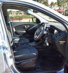 2012 Hyundai ix35 LM MY12 Active Blue 6 Speed Sports Automatic Wagon