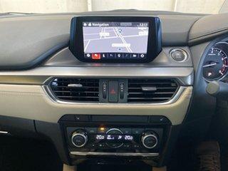 2017 Mazda 6 GL1031 Atenza SKYACTIV-Drive Grey 6 Speed Sports Automatic Sedan