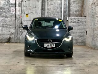 2017 Mazda 2 DJ2HAA Genki SKYACTIV-Drive Grey 6 Speed Sports Automatic Hatchback.