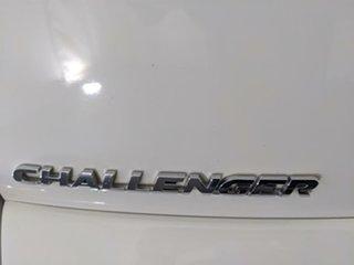 2015 Mitsubishi Challenger PC (KH) MY14 White 5 Speed Manual Wagon