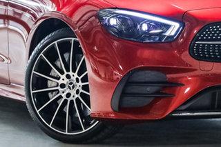 2020 Mercedes-Benz E-Class C238 801MY E300 9G-Tronic Designo Patagonia Red Bright 9 Speed