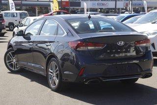2018 Hyundai Sonata LF4 MY18 Active Blue 6 Speed Sports Automatic Sedan.