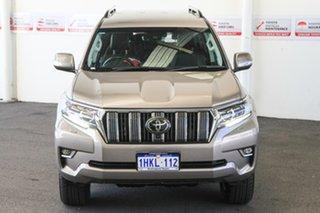 2020 Toyota Landcruiser Prado GDJ150R VX Dusty Bronze 6 Speed Sports Automatic Wagon.