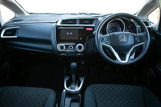 2014 Honda Jazz GK MY15 VTi Yellow Continuous Variable Hatchback
