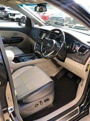 2015 Kia Carnival YP MY16 Platinum Black 6 Speed Sports Automatic Wagon