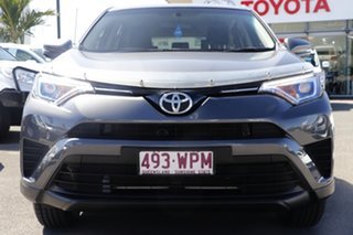 2016 Toyota RAV4 ZSA42R GX 2WD Graphite Grey 7 Speed Constant Variable Wagon.