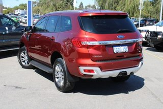 2016 Ford Everest UA Trend Red 6 Speed Sports Automatic SUV