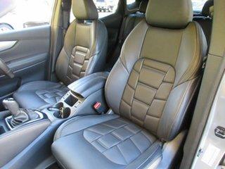 2018 Nissan Qashqai J11 Series 2 Ti X-tronic Silver 1 Speed Constant Variable Wagon