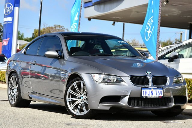 Used BMW M3 E92 MY10 M-DCT Melville, 2010 BMW M3 E92 MY10 M-DCT Grey 7 Speed Sports Automatic Dual Clutch Coupe