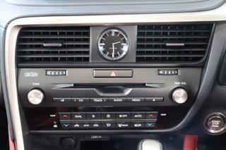 2020 Lexus RX GGL25R RX350 F Sport White 8 Speed Sports Automatic Wagon