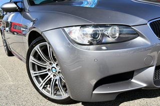 2010 BMW M3 E92 MY10 M-DCT Grey 7 Speed Sports Automatic Dual Clutch Coupe.