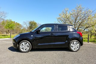2017 Suzuki Swift FZ MY15 GL Navigator Black 4 Speed Automatic Hatchback