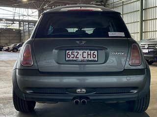 2002 Mini Hatch R53 Cooper S Grey 6 Speed Manual Hatchback