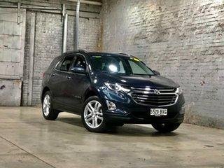 2018 Holden Equinox EQ MY18 LTZ-V AWD Blue 9 Speed Sports Automatic Wagon.