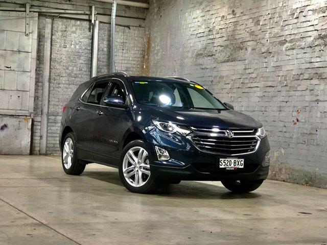 Used Holden Equinox EQ MY18 LTZ-V AWD Mile End South, 2018 Holden Equinox EQ MY18 LTZ-V AWD Blue 9 Speed Sports Automatic Wagon
