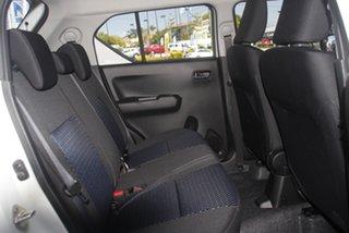 2021 Suzuki Ignis MF Series II GL Pure White Pearl 1 Speed Constant Variable Hatchback