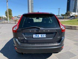2012 Volvo XC60 DZ MY12 D5 Geartronic AWD Black 6 Speed Sports Automatic Wagon.