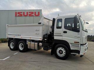 2021 Isuzu Giga 24000/54000 453HP Tipper AMT.