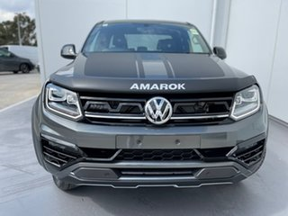 2021 Volkswagen Amarok 2H MY21 TDI580 4MOTION Perm W580S Indium Grey 8 Speed Automatic Utility.