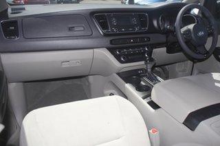 2015 Kia Carnival YP MY15 S Grey 6 Speed Sports Automatic Wagon