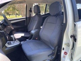 2014 Isuzu MU-X MY14 LS-U Rev-Tronic 4x2 White 5 Speed Sports Automatic Wagon