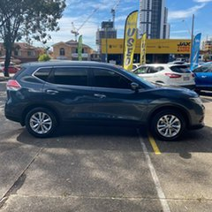 2015 Nissan X-Trail T32 ST X-tronic 2WD Blue 7 Speed Constant Variable Wagon.