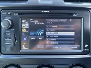 2014 Subaru Impreza G4 MY14 2.0i-L Lineartronic AWD Blue 6 Speed Constant Variable Hatchback