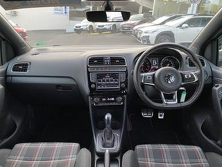 2015 Volkswagen Polo 6R MY16 GTI DSG Silver 7 Speed Sports Automatic Dual Clutch Hatchback