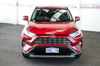 2020 Toyota RAV4 Axah54R Cruiser eFour Atomic Rush 6 Speed Constant Variable Wagon Hybrid.