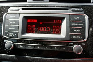 2015 Kia Rio UB MY16 S-Premium Grey 4 Speed Sports Automatic Hatchback