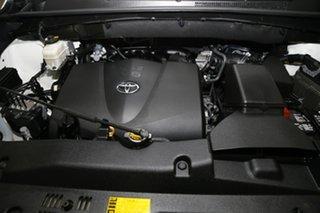2017 Toyota Kluger GSU50R GX 2WD Crystal Pearl 8 Speed Sports Automatic Wagon